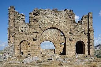 Aspendos - The Basilica