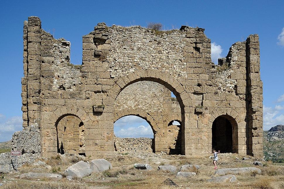 Aspendos Basilica Antalya Turkey