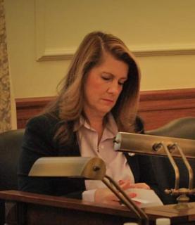 Serena DiMaso politician