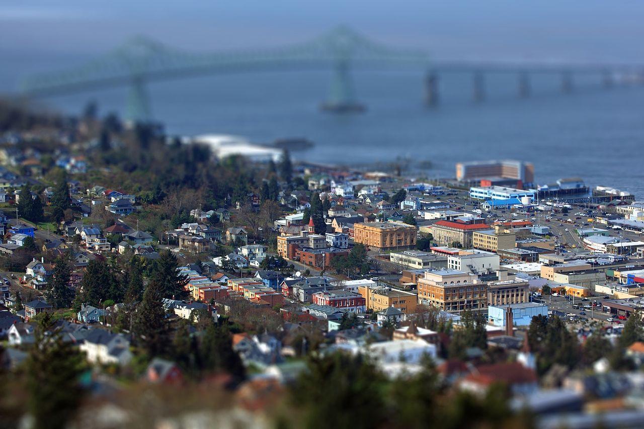 File Astoria Oregon City Landscape Jpg Wikimedia Commons