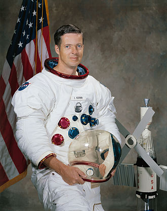Fenwick High School (Oak Park, Illinois) - Joseph Kerwin, America's first physician astronaut
