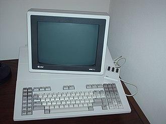 AT&T Unix PC - Image: Atandt unix pc