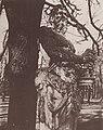 Atget, Eugène - Historische Stätten, Bacchus in Versailles (Zeno Fotografie).jpg