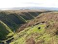 Auchenreoch Glen - looking downstream - geograph.org.uk - 1029294.jpg