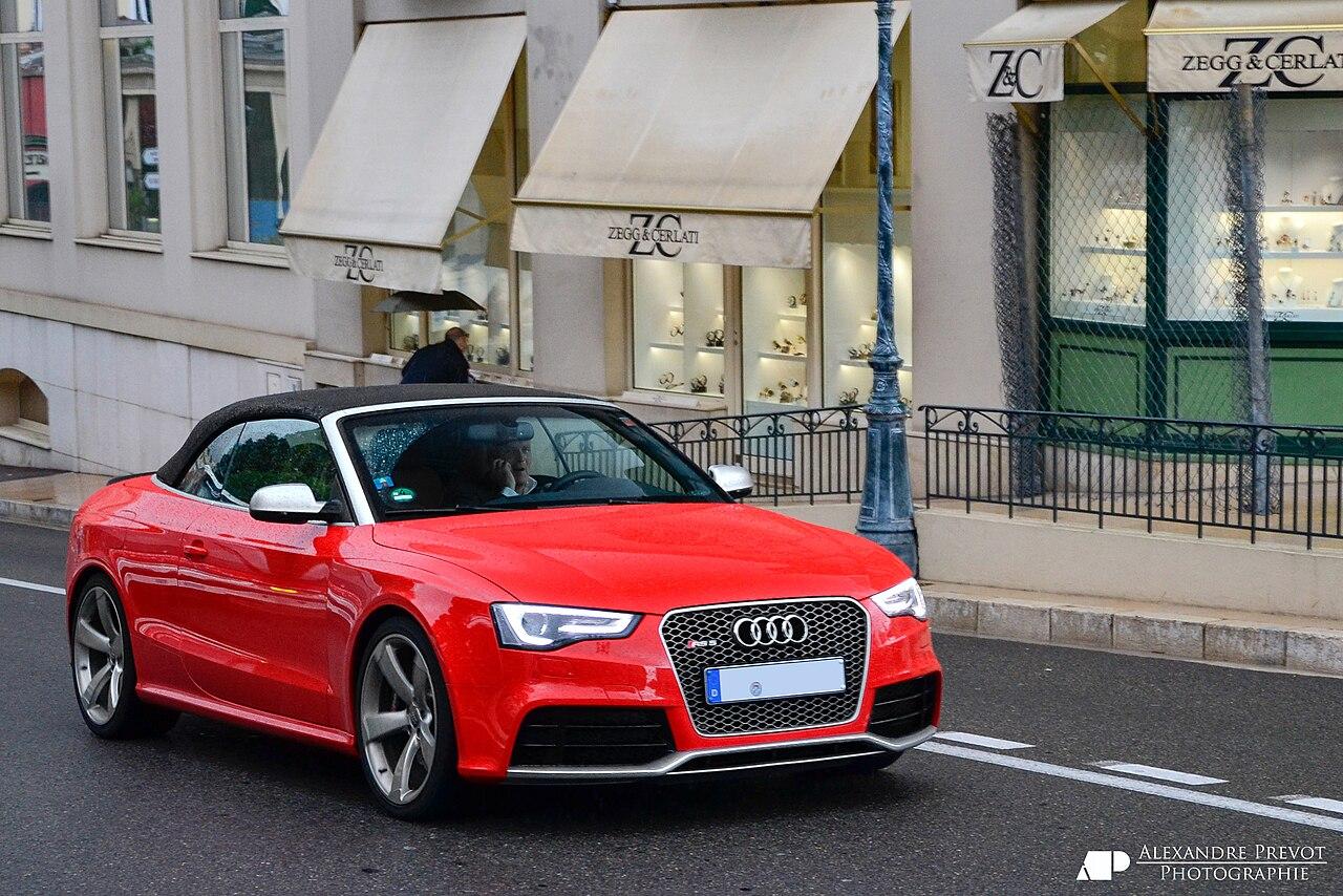 Audi rs5 cabriolet wiki 13