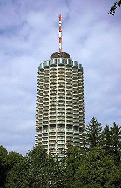Baufirmen Augsburg augsburger hotelturm