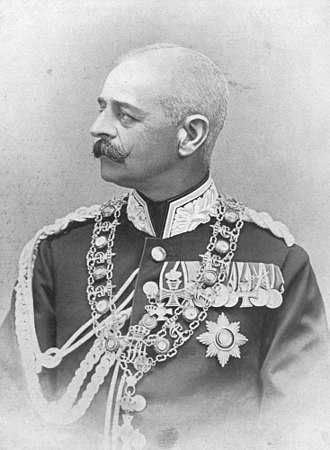 Counts, dukes and grand dukes of Oldenburg - Image: August II von Oldenburg 1902