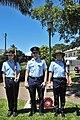 Australian Air Force Cadets using 303 SMLE rifle.jpg