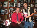 Author of Today I Made A Difference, Joseph W. Underwood - book signing.JPG