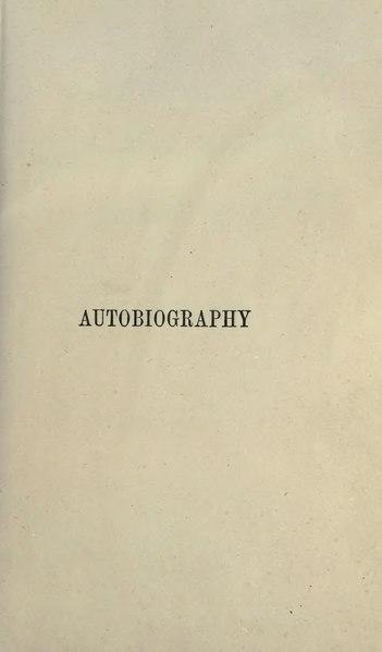 File:Autobiography (1874).djvu