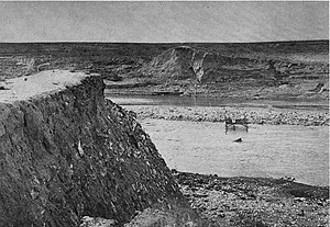 Avalon Dam - After the flood of 1904