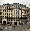 Avenue Richerand et quai de Jemmapes (Paris) 01.jpg