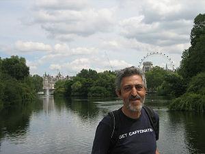 Avi Wigderson - Image: Avi Wigderson (London 2012)