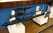 Avia machinegun A-12,7, avia cannons NR-23 and N-37D museum