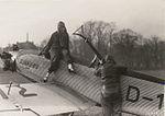 Aviator with Junkers Juinor sports plane.jpg