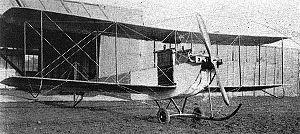 Avro 500 - Image: Avro Duigan