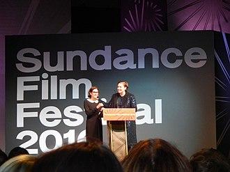 Avy Kaufman - US Dramatic Jurors, 2016 Sundance Film Festival Awards, Park City UT