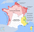 Categorymaps Of France During Vichy Government Wikimedia Commons