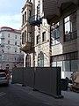 Béke Hotel, GEDA 500 Z felvonó, 2020 Terézváros.jpg