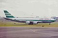 B-HOZ 1 B747-467 Cathay Pacific SYD 27SEP99 (6539728639).jpg