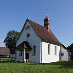 Kapelle St. Katharina in Wisserlen (Barockbau 1642)
