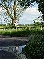 B5414 crossroads - geograph.org.uk - 172862.jpg