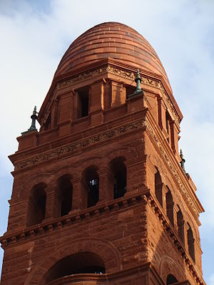 Bexar County Courthouse, San Antonio, Texas