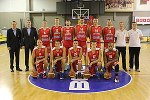 BC Juventus - BC Juventus, prior the 2014–15 season (LKL bronze medalists).