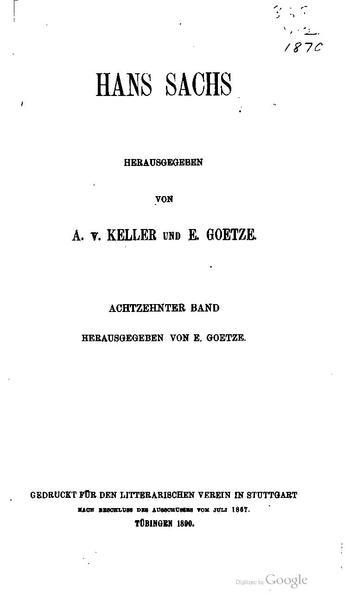 File:BLV 188 Hans Sachs Band 18.pdf