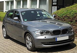 BMW E81 / E82 / E87 / E88