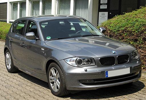 BMW 118d (E87) Facelift front 20100711