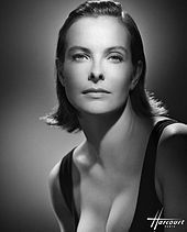 Carole Bouquet james bond