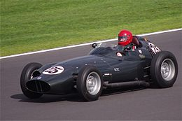 BRM P25 at Silverstone Classic 2011.jpg