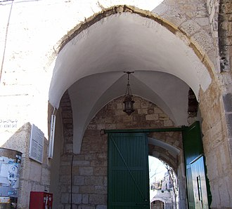 Gates of the Temple Mount - Gate of the Tribes