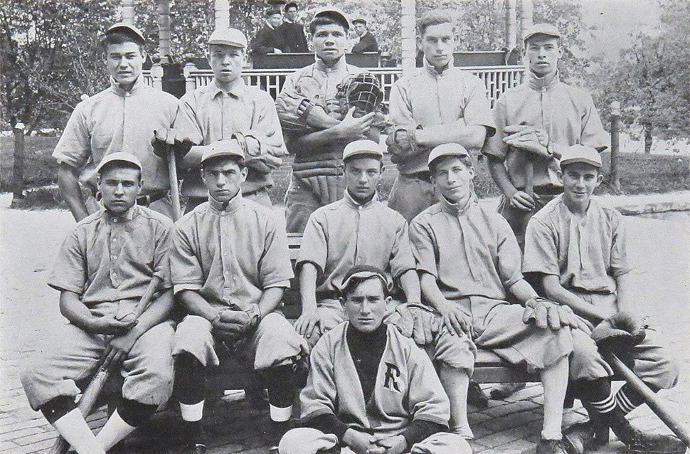 Babe Ruth - St. Mary's Industrial School