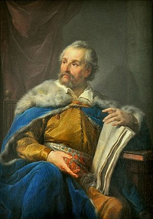 Magnate - Jan Zamoyski, an important 16th-century Polish magnate