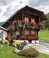 Bad Kleinkirchheim St Oswald Kirchweg 7 Pfarrhof SO-Ansicht 17092015 7583.jpg