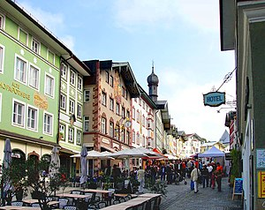 property market at Bad Tölz is a town in southern Bavaria, Germany