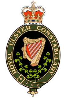 Royal Ulster Constabulary 1922–2001 police force of Northern Ireland