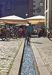 Bächle am Münsterplatz