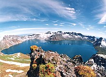 Baekdu Mountain - Wikipedia, the free encyclopedia