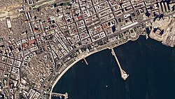 Baku City Circuit, April 9, 2018 SkySat.jpg