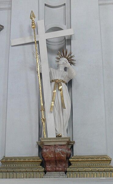 File:Bamberg St Martin Figur Paul Miki.jpg