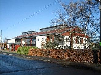 Harper Adams University - The university's Bamford Library opened in September 2003.