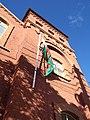 Bandera de Gales, Salón San David (2).JPG