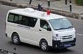 Bangladesh Navy Toyota Hiace H200 Ambulance. (44248844655).jpg