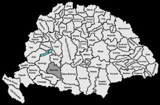 Baranya County (former)