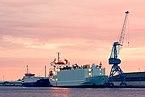 Barhom (ship, 1978) and Alondra (ship, 1995), Sète.jpg