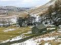 Barn Overlooking Aira Beck - geograph.org.uk - 139297.jpg