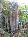 Barnweill Gatepost.JPG